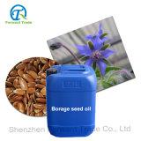 Свежее органическое масло семени Officinalis Borage