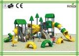 Campo de jogos da série da casa de árvore do grupo de Kaiqi para o divertimento das crianças & a recreação do parque