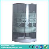 Cabinas de ducha de vidrio templado, cabina de ducha (LTS-825)