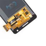 Экран касания LCD мобильного телефона для индикации галактики S2 Samsung