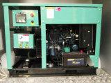 Фабрика Гуанчжоу для генератора 30kVA/24kw Kubota тепловозного генератора продажной цены молчком