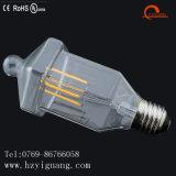 Ampoule neuve d'économie d'énergie d'ampoule de filament du modèle DEL