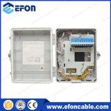 Caixa da terminação da fibra óptica do núcleo de Fdb FTTH 24 com glândula (FDB-024C)