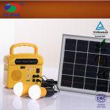 O sistema Oltsj1007 solar o mais barato para o uso Home feito da tampa do ABS
