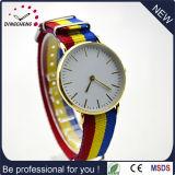Großverkauf-späteste Form, die Genf-Mode-Fantasie-Dame Uhr (DC-163, strickt)