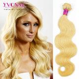 方法ペルーの毛の拡張カラー613人間の毛髪