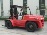 Isuzu Engineの10ton Counter Balance Diesel Forklift
