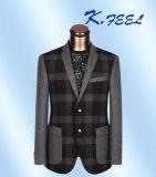 2016 chaquetas ocasionales de las lanas de la manera del Mens
