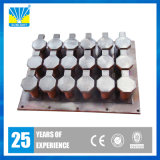 アフリカの機械を作る具体的なセメントのペーバーの煉瓦ブロックで普及した