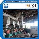 Linea di produzione di legno della macchina della pallina da Liyang
