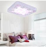 Tri-kleur die het Houten LEIDENE Licht van het Plafond verduistert