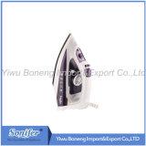 Hierro eléctrico eléctrico Ssi2830 del hierro de vapor con el Soleplate de cerámica (gris)