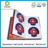 CD van de Douane van de Fabriek van China de Doos van het Karton van de Opslag