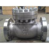 Stahl Wcb Flansch-Enden-Rückschlagventil der Form-150lb/300lb/600lb/1500lb
