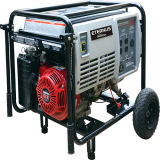 Бензин 3 кВт 3kVA Однофазный Honda Двигатель (бензин) Генератор