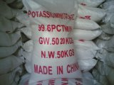 Soluble en Agua nitrato de potasio Fertilizantes 99% Min