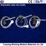 Pointeau remplaçable 22g (ENK-TPZ-021) de veine d'épicrâne