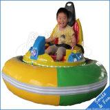 1-2人の子供のためのBattery 12V 33ah 2PCSが動力を与える膨脹可能な屋内子供車のバンパー