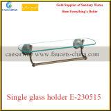 Gesundheitliche Ware-Badezimmer-Zubehör-antiker einzelner Glasbronzehalter