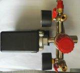 un conjunto del interruptor de presión para el compresor de aire