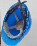 建設作業員のためのEn 397 ABS/PEのヘルメットの安全ヘルメット、安全設備
