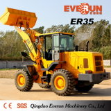 Parte frontale Loader di Qingdao Everun Machinery Er35 Construction con Ce