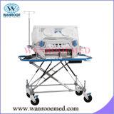 Krankenhaus-neugeborene Baby-Gesundheitspflege-leuchtender Wärmer-Transport-Kind-Inkubator der Qualitäts-Hb2000