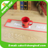 중국 Factory 3D Brand LED PVC Soft Bar Mat Barwares