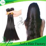 Capelli superiori 100% del Virgin dei capelli umani di prezzi all'ingrosso