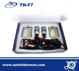 La alta calidad directa 75W de la venta de la fábrica ayuna kit OCULTADO comienzo del xenón con el bulbo del xenón 3000k-30000k