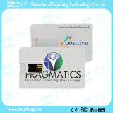 Business Name Card Disque stylo USB 16 Go avec impression personnalisée (ZYF1830)