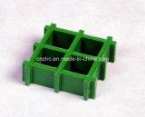 Пластмасса FRP усиленная стеклотканью скрежеща с вогнутой поверхностью