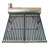 Calefator de água solar Non-Pressurized da câmara de ar de vácuo com 8 anos de garantia