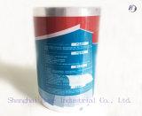 longueur faite sur commande élevée de 16.5cm pour une couche dans l'étiquette modèle