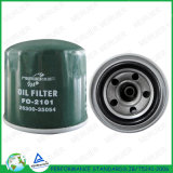 Filtro de petróleo para Hyundai 26300-35054