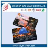 高品質の昇進プラスチックギフトのカード今