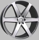 고품질 까만 은 18/19/20/22inch Hre /Concave 합금 바퀴