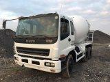 日本6*4-LHD/Rhd-Drive大きさ出荷6~8cbm/10~20tonの新しペンキ元エンジンのIsuzuの具体的なミキサーのトラック