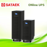 UPS em linha Output entrado 3 fases 10kVA 15kVA 20kVA 30kVA da fase monofásica
