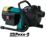 (SDP600-5)フィルターシステムが付いている高い配達庭のスプリンクラー潅漑ポンプ