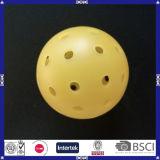 Bola oficial de Pickleball de la talla y del peso