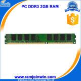 Ecc van Warranty Non van het leven 128MB*8 RAM DDR3 2GB voor Desktop
