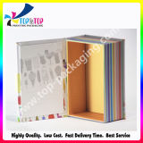 Luxuxart-verschiedene Typen Wholesale Papiergeschenk-verpackenkasten