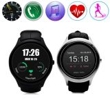 Waterdicht 3G Slim Horloge Bluetooth voor Androïde 4.0 met cpu Mt6572
