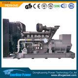 Groupe électrogène diesel d'épreuve saine silencieuse superbe économique de 200 KVAs