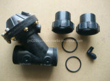 Industail Water Treatment SystemのためのY Type Diaphragm Valve Dn80
