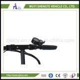 中国Shengteのほとんどのかわいく、普及したFoldable電気スクーターSt8001
