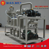 Sistema de reciclaje gastado famoso del petróleo de China con el proceso destilador de vacío - serie de Wmr-B
