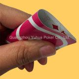 100% Zoll-Plastik gedruckter Spielkarte-Schürhaken