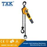 Bloc de levier de vente d'offre de Txk bon et élévateur à chaînes manuel tonne de 0.5 tonne -10